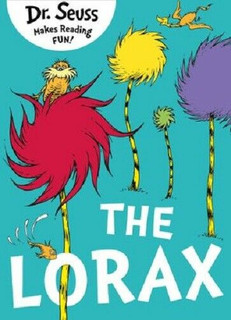 Dr Seuss's The Lorax (NEW)