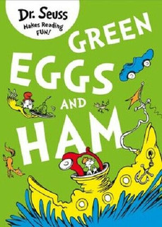 Dr Seuss's Green Eggs And Ham (NEW)