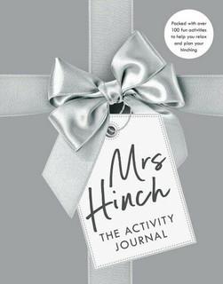 Mrs Hinch The Activity Journal (NEW Hardback)