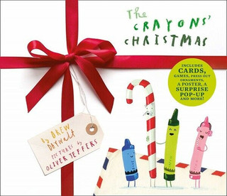 The Crayons' Christmas by Drew Daywalt (Sealed)