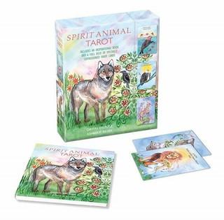 Spirit Animal Tarot by Dawn Brunke (Sealed)