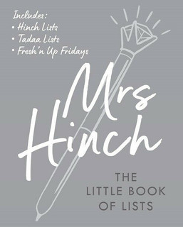 Mrs Hinch The Little Book of Lists (Spiral Hardback)