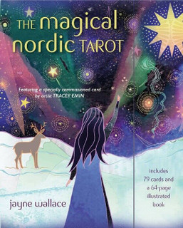 The Magical Nordic Tarot by Jayne Wallace (Sealed)
