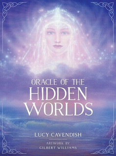 Oracle of The Hidden Worlds by Lucy Cavendish (NEW & Sealed)