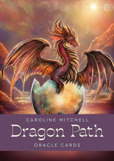 Dragon Path Oracle Cards by Caroline Mitchell (NEW & Sealed)