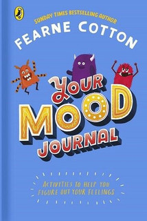 Your Mood Journal by Fearne Cotton (NEW Hardback)