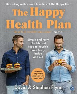 The Happy Health Plan by David & Stephen Flynn (NEW)