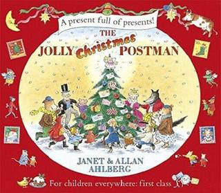 The Jolly Christmas Postman by Janet & Allan Ahlberg (Hardback)