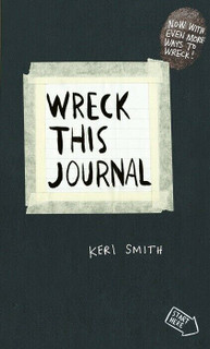 Wreck This Journal by Keri Smith (NEW)