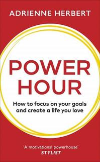 Power Hour by Adrienne Herbert (NEW Hardback)