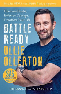 Battle Ready by Ollie Ollerton (NEW)