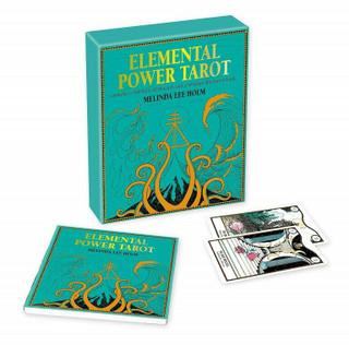 Elemental Power Tarot by Melinda Lee Holm (Sealed)