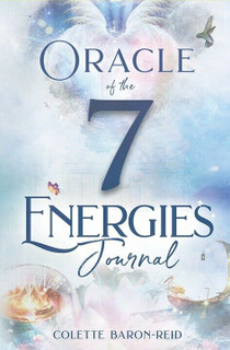 Oracle of the 7 Energies Journal by Colette Baron-Reid (NEW)
