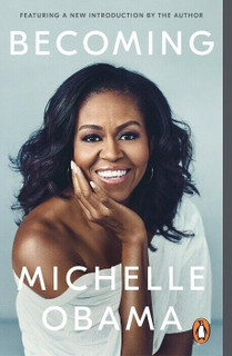 Becoming by Michelle Obama (NEW Paperback)