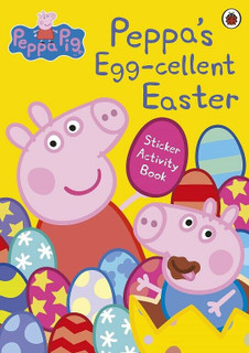 Peppa's Egg-cellent Easter Sticker Activity Book (NEW)