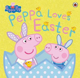 Peppa Loves Easter (NEW Paperback)