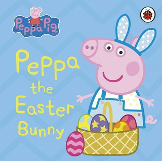 Peppa The Easter Bunny (NEW Board Book)