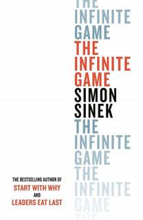 The Infinite Game by Simon Sinek (NEW)