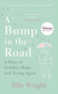A Bump In The Road: A Story of Fertility, Hope & Trying Again by Elle Wright NEW