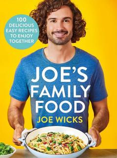 Joe's Family Food by Joe Wicks (Hardback)