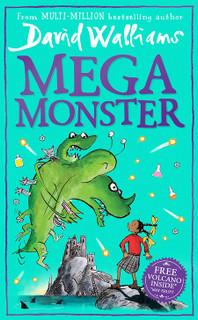 Megamonster by David Walliams (Hardback)