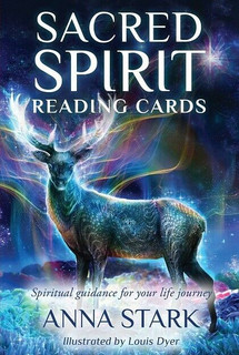 Sacred Spirit Reading Cards by Anna Stark (NEW & Sealed)