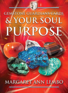Gemstone Guardians Cards & Your Soul Purpose by Margaret Ann Lembo (New & Sealed