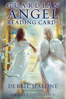 Guardian Angel Reading Cards by Debbie Malone (NEW & Sealed)