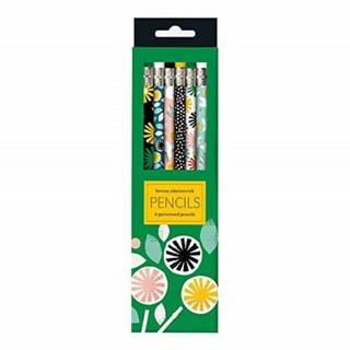 Lorena Siminovich 8 Patterned Pencil Set (NEW & Boxed)