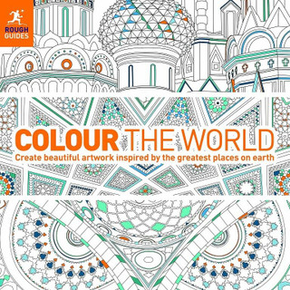 Color The World - Create Beautiful Artwork Inspired by The Greatest Places