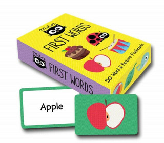 Milo's First Words - 50 Word & Picture Flashcards (NEW & Sealed)