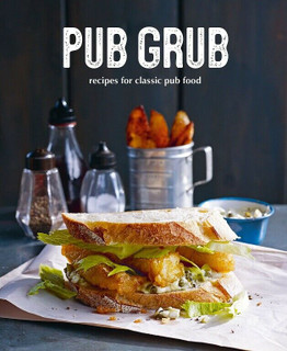 Pub Grub - Recipes for Classic Comfort Food by Rylands, Peters & Small (NEW)