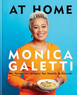 At Home by Monica Galetti (NEW Hardback)