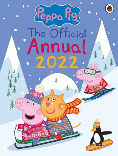 Peppa Pig The Official Annual 2022 (Hardback)