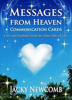 Messages From Heaven Communication Cards by Jacky Newcomb Sealed