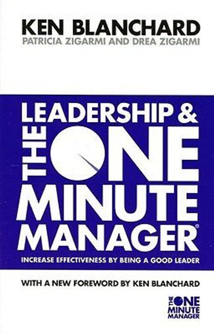 Leadership & The One Minute Manager by Ken Blanchard