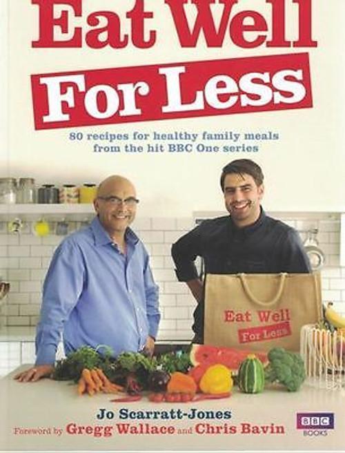 Eat Well for Less by Jo Scarratt-Jones