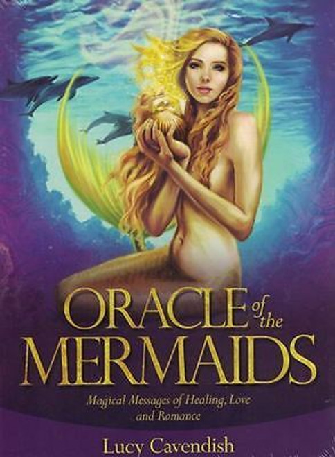 Oracle of The Mermaids by Lucy Cavendish (Sealed)