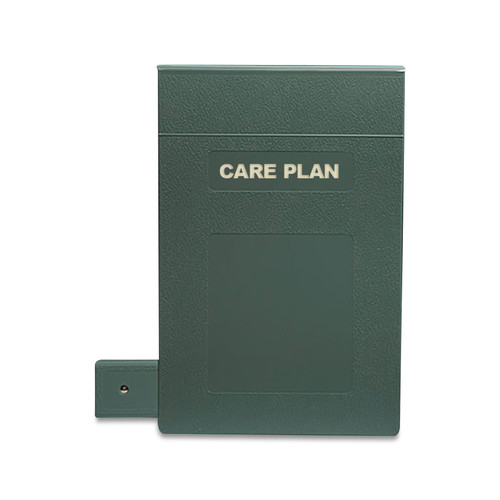 Care Plan Top Open Ringbinder Manual for Healthcare Charting