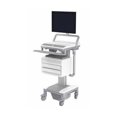 T7 MOBILE TECHNOLOGY CART designed by Humanscale Design Studio