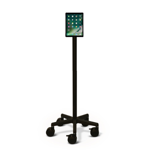 Mov-it Tablet Roll Stand Black