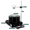 USA Lab 5L 300°C 1800 RPM Digital Magnetic Heating Mantle ZNCL-TS-5000 110V