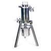 USA Lab R-2-TRAP-2 Single Stainless Steel Cold Trap Set-up