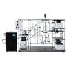 "USA Lab 6"" Glass Thin / Wiped Film Distillation Turnkey System USA-150-WF"