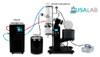 USA Lab 5L Rotary Evaporator Turnkey Setup Rotovap RE-1005 w/ Vacuubrand MD 2C NT