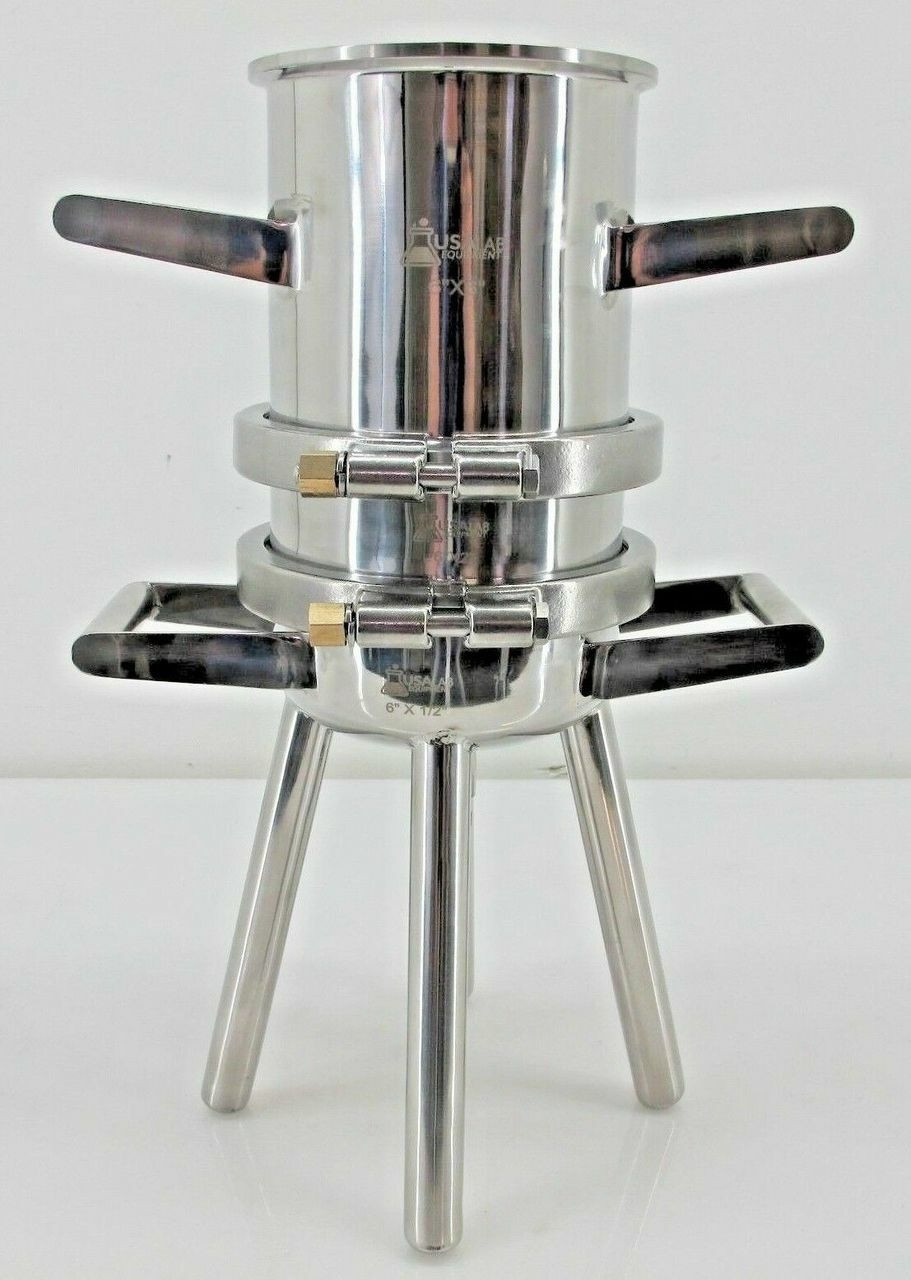 Stainless Steel Buchner Funnel Filter 6