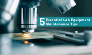 5 Essential Lab Equipment Maintenance Tips