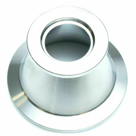 "Stainless Steel KF25 to 1.5"" Tri-clamp Adapter"