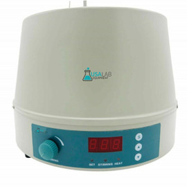 USA Lab 1L 300°C 1200 RPM Digital Magnetic Heating Mantle