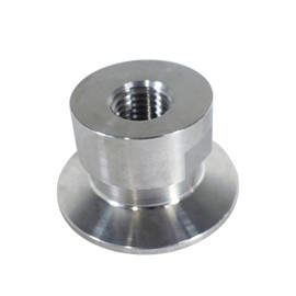 "1.5"" Tri-Clamp End Cap with FNPT - Various Sizes - 1/4"",3/8"", 1/2"",3/4"", 1"""